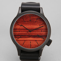 KOMONO Magnus Wood Watch