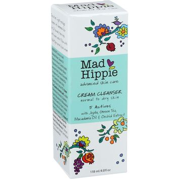 Mad Hippie Cream Cleanser - 4 Oz