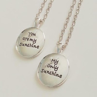 My Only Sunshine Two Set Necklace