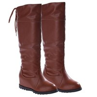 Jeansian Women's Fashion Boots Shoes