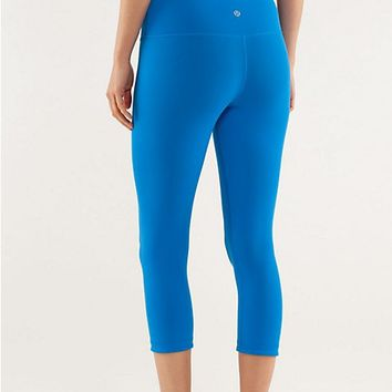 lululemon reversible crop leggings