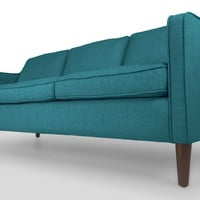Cherie Teal Sofa - Sofas & Ottomans - Bryght | Modern, Mid-Century and Scandinavian Furniture