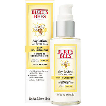 Burt's Bees Skin Nourishing Day Lotion | Ulta Beauty