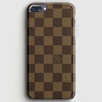 Louis Vuitton Damier iPhone 7 Plus Case