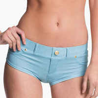MARC BY MARC JACOBS Denim Hipster Bikini Bottoms | Nordstrom