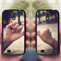 samsung galaxy s3 mini,Pinky Promise,couple case,two pcs,one pair,samsung galaxy s3,galaxy s4,samsung s4 active,samsung note 2,s4 mini case