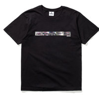 Undefeated Busted Tee In Black