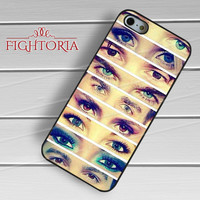 vampire diaries eyes-yah for iPhone 6S case, iPhone 5s case, iPhone 6 case, iPhone 4S, Samsung S6 Edge