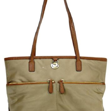 Michael Kors Kempton Tan Tote Bag