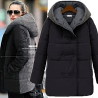 Winter Ladies Thicken Jacket [9272984708]