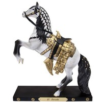 Enesco Trail of Painted Ponies El Dorado Figurine, 8.25-Inch