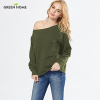 Off Shoulder Maternity Nursing Top