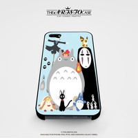 Studio Ghibli Characters case for iPhone, iPod, Samsung Galaxy, HTC One, Nexus