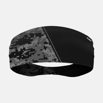 Arsenal Digi Camo Black Ops Headband