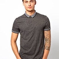River Island Grindle Polo Shirt at asos.com