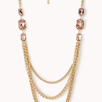 Opulent Layered Necklace
