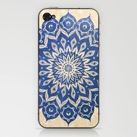 ókshirahm sky mandala iPhone & iPod Skin by Peter Patrick Barreda | Society6