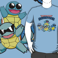 Teenage Ninja Squirtles