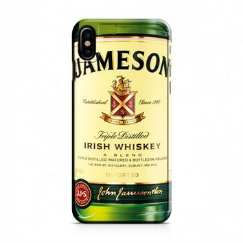 Jameson Wine iPhone X Case
