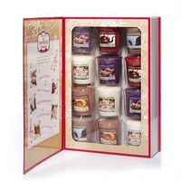 My Favorite Things™ Samplers® Votives Book Gift Box - Volume 3 : Gift Basket : Yankee Candle