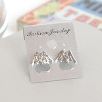 EXO EXO-M EXO-K MAMA FROM PLANET EARRINGS KPOP NEW FREE SHIPPING