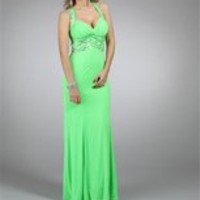 Judith-Green Prom Dresses