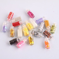 Makeup tools 2012 hot design Glitter Pigment Manicure bottle nail art new