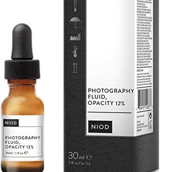 NIOD Photography Fluid, Colorless, Opacity 12% - 1 Oz by NIOD: Amazon.es: Belleza