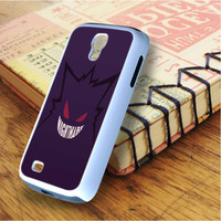 Nightmare Gengar Pokemon Samsung Galaxy S4 Case