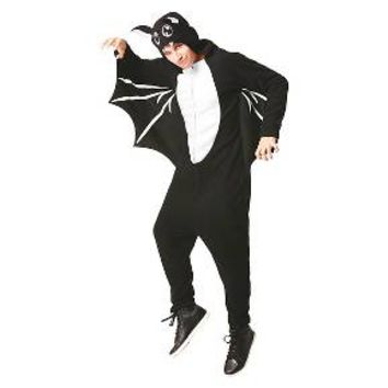 Men's Bat Union Suit Costume X L : Target