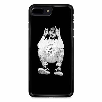 Post Malone Art 2 iPhone 8 Plus Case