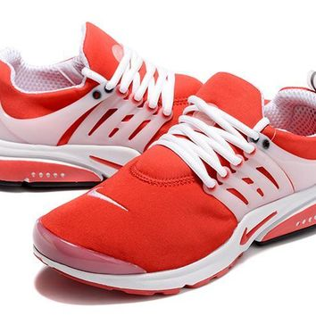 KUYOU Air Presto Red White