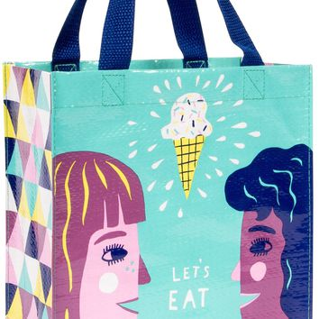 Let's Eat Your Feelings Too Handy Tote - PRE-ORDER, SHIPS EARLY AUGUST