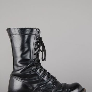 Corcoran Heavy Duty Leather Military Combat Boots