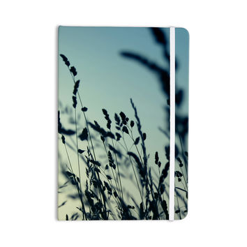"""Ingrid Beddoes """"Cool Breeze"""" Blue Yellow Everything Notebook"""