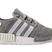 "Adidas Nmd ""Glitch Camo"". Gray/White. US Mens Size 7. Women's 8."