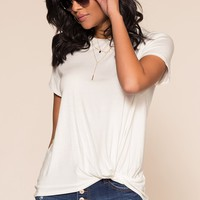Serena Top - White