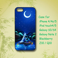 Aladdin Jasmine -iPhone 5 Case, iPhone 4 Case, ipod 4, 5 case, Samsung galaxy S4, Samsung note 2, blackberry q10, blackberry z10