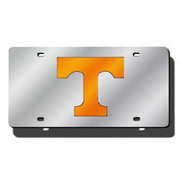 Tennessee Volunteers NCAA Laser Cut License Plate Cover