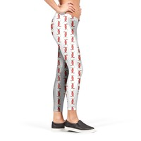 Red chili peppers Leggings by Savousepate from €37.00   miPic