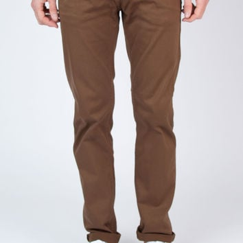 Adan Chino Spring Time Brown