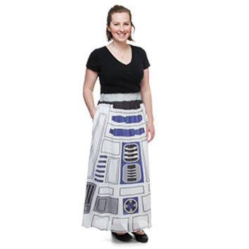 R2-D2 Maxi Skirt - Exclusive