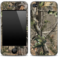 Camo iPhone 3GS, iPhone 4/4s, iPhone 5, iPod Touch 4th or 5th gen, Samsung Galaxy S2 or S3 Skin