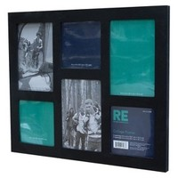 Room Essentials® 6-Opening Frame - Black Collage