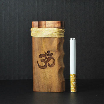 California Sea // Hindu Om Dugout One Hitter & Hempwick