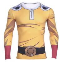 One Punch Man - Mens Skin Long Sleeve