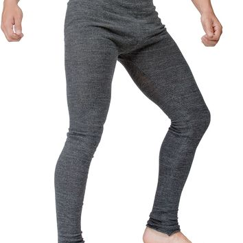 Men's Low Rise Dance Yoga Tights KD dance Stretch Knit Flexible Unique High Quality Made In USA