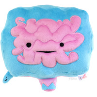 Immense Intestine + Appendix Plush - Go With Your Gut!