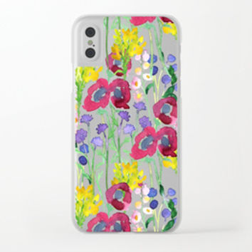 Clear IPhone Cases Collection By Michi-me | Society6