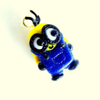 ONLY ONE LEFT Mini Minion Despicable Me Charm